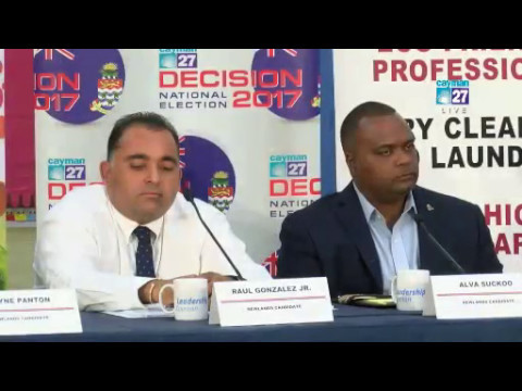 Newlands Candidates Forum - May 5, 2017