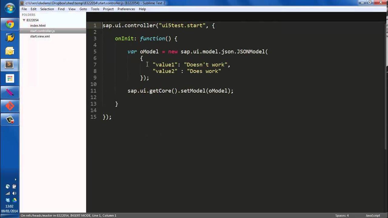 SCN : Document List - SAPUI5 Developer Center
