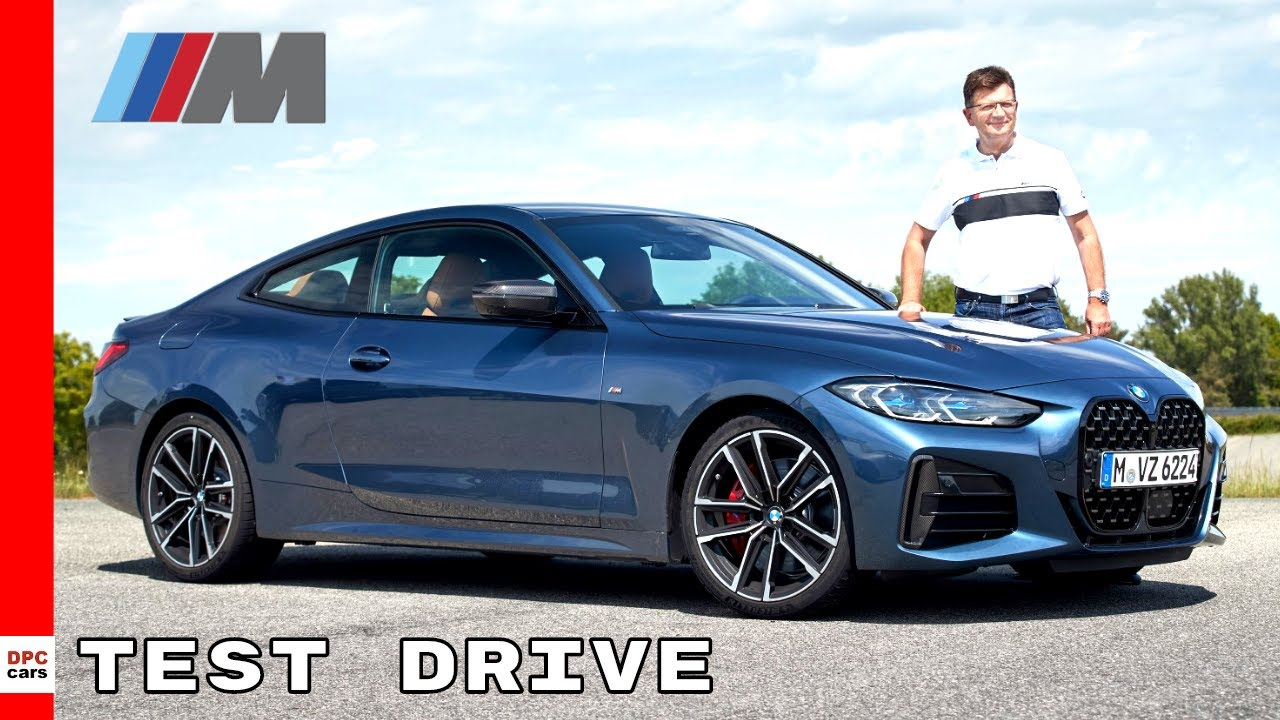 2021 Bmw M440i 4 Series Coupe Test Drive Youtube