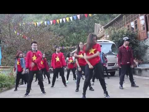 [BTS] Bước nhảy mùa xuân - VTV Đài truyền hình Việt Nam - Danced by S&C
