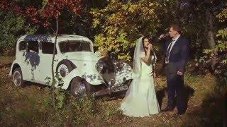 Красивое видео свадебной прогулки. Свадебный клип Киев