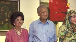 马印文三邻国领导人 出席我国开埠200年国庆庆典