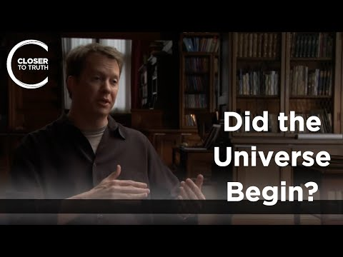 Sean Carroll - Did the Universe Begin?