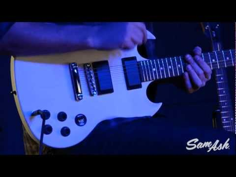 Gibson SGJ at Sam Ash Music