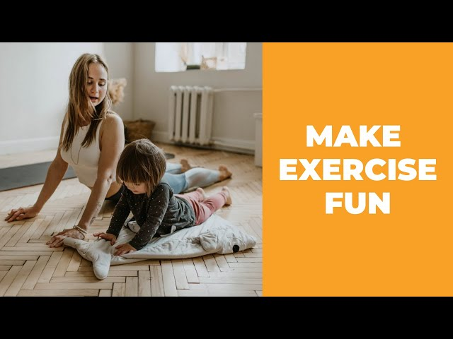 5 Ways to Make Your Exercise Routine Fun (Training with a smile)