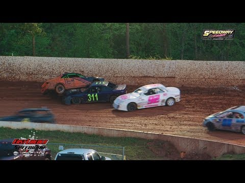 """East Lincoln Speedway """"Front Wheel Drive"""" April 20, 2019"""