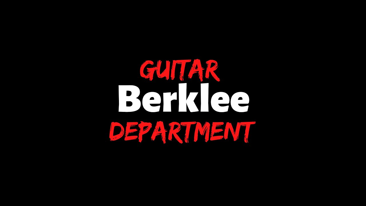 "Solo/Duo Faculty Guitar Night XIV ""Virtual Edition""Berklee College of Music Guitar Department"