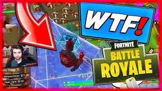 CRAZY TRAP TOWER BUILT IN .02 SECONDS!   Fortnite Daily Funny and WTF Moments