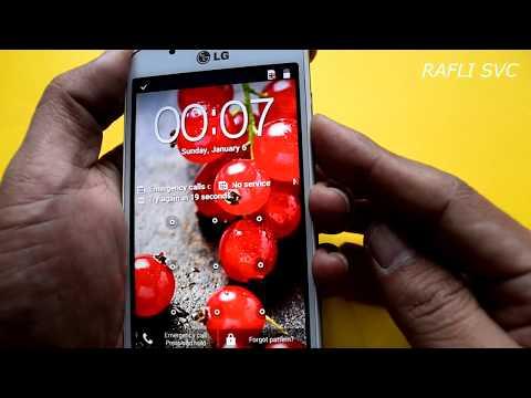 FACTORY RESET LG Optimus L7 II Dual P715