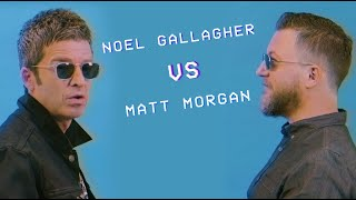 Noel Gallagher's QUESTIONS TIME with Matt Morgan [1/3]