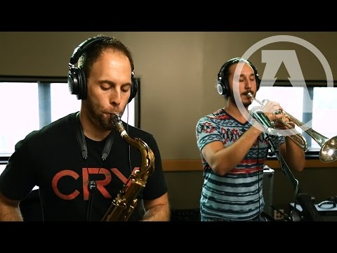 Thank You Scientist - Caverns - Audiotree Live (2 of 4)