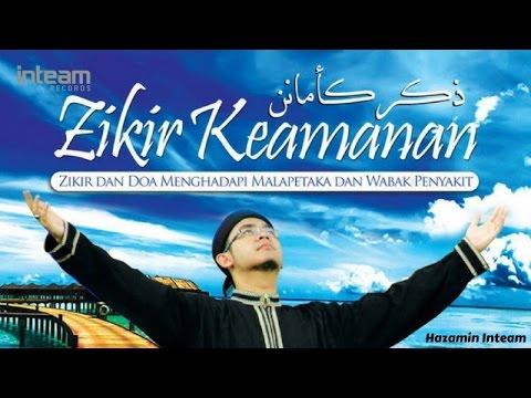 Hazamin Inteam - Allahumma Antas Salam