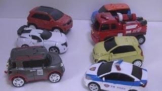 또봇 쿼트란 트라이탄 자동차 장난감 변신 Tobot Quatrant Car Robot Toys Transformation