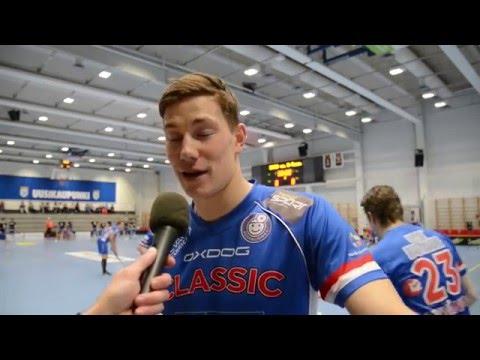 Salibandyliigaa: 16.1.2016 SalBa - Classic, Pohitulli Uusikaupunki