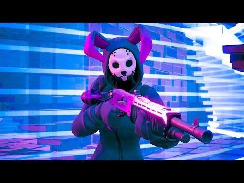 *NEW* BUNNY BRAWLER DARK EDIT STYLE GAMEPLAY - Fortnite Chapter 2 Season 2 (PS4 Controller On PC)