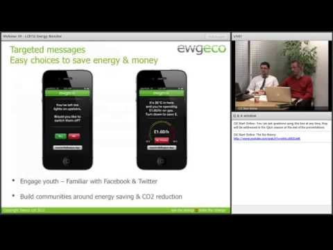 Integrating Energy Monitoring Systems for Smarter Homes [LCBTG 39]