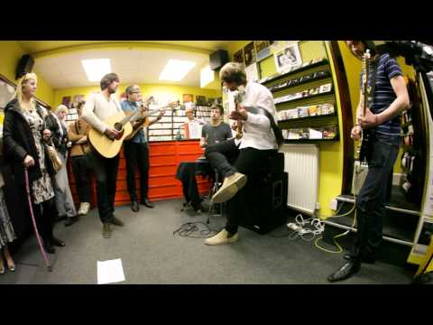 Alfa 9 - Birling Gap - Live in store at Music Mania, Stoke on Trent