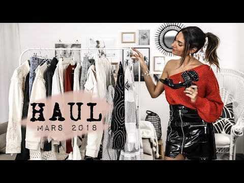 HAUL & TRY ON - Mars 2018