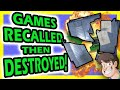 🎮 5 Games Recalled, Then DESTROYED!!! | Fact Hunt