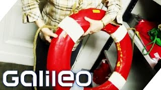 Die verrücktesten Fundstücke - Wer verliert sowas? | Galileo | ProSieben
