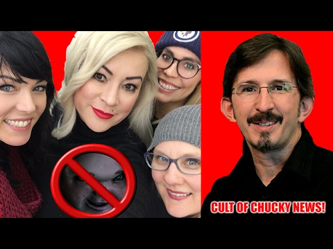 JENNIFER TILLY LEAVES, NO CGI CONFIRMED, & MORE! | CULT OF CHUCKY NEWS! (Tony Gardener FB Live Talk)