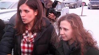 Алехина и Толоконникова задержаны в Сочи
