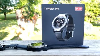 TicWatch Pro - A detailed look at this innovative smartwatch!