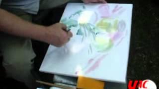 Мастер-класс по написанию картин в Северодонецке