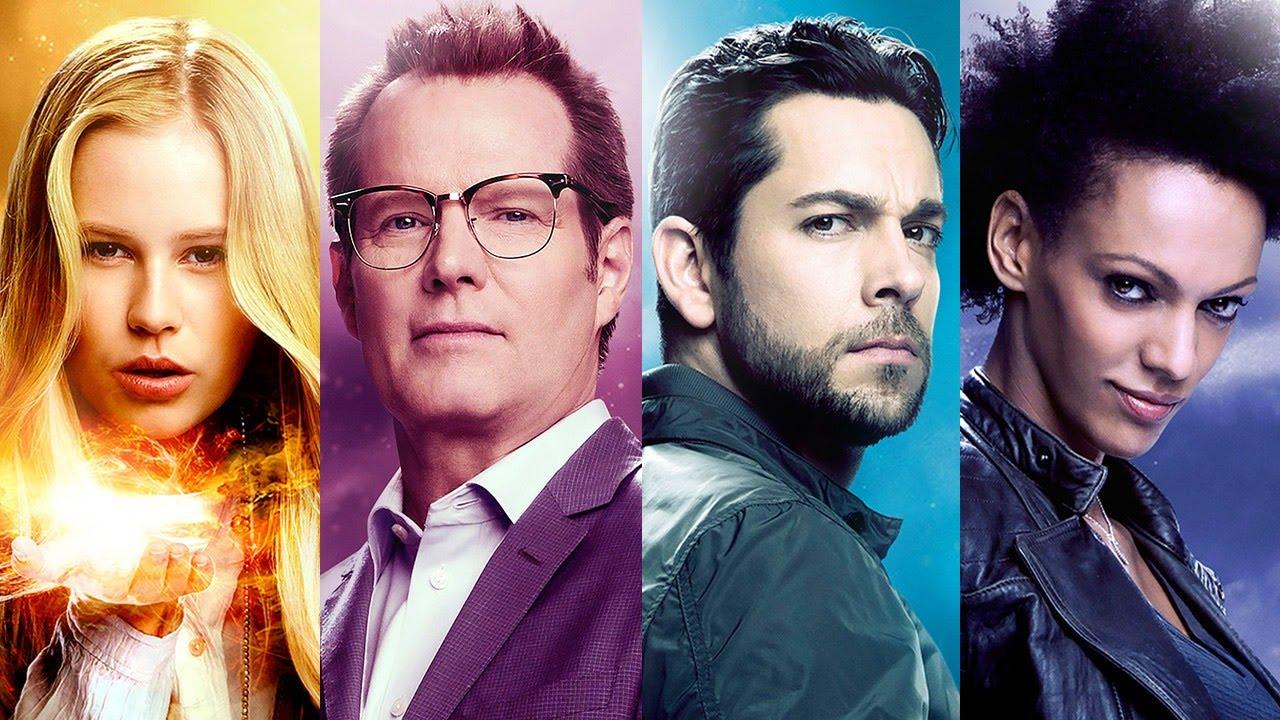 Download Heroes Reborn Trailer - Comic-Con 2015