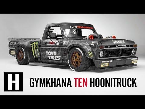 Ken Block's Gymkhana TEN 1977 F-150 Hoonitruck, Presented By Toyo Tires