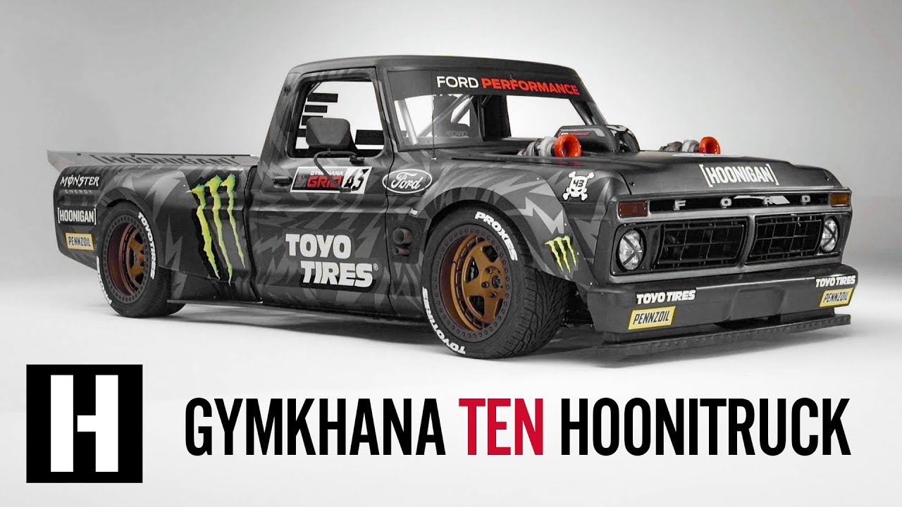 914 hp ford f 150 hoonitruck is ken block 39 s latest vehicle - Hoonicorn specs ...