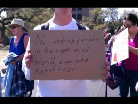 Texas Teacher/Education Funding Rally 2011