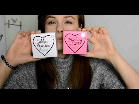 Produkty I Heart Makeup/ Makeup Revolution