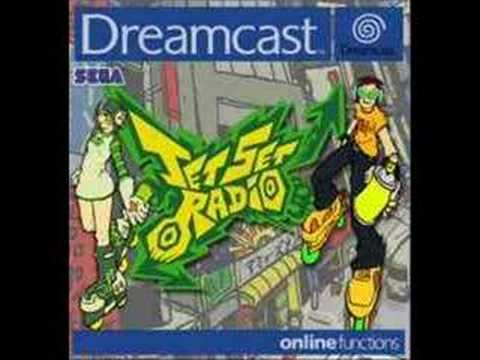 Jet Set Radio - Electric Toothbrush (FULL LENGTH)