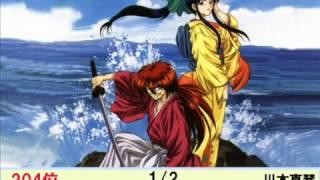 BEST 300 Nostalgic Anime song before 2007 1/3 アニソンランキングBES...