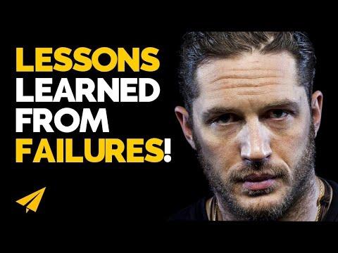 It's good to FAIL - Tom Hardy - #Entspresso