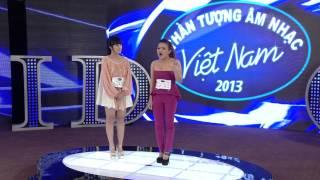 Vietnam Idol 2013 - Pham Thị Lyna - Đôi chân trần