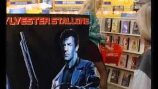 Last Action Hero - Stallone Terminator 2
