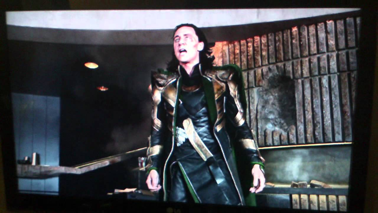 Avengers (2 bad guy fails in 1 minute) - YouTube
