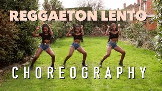CNCO ft Little Mix - Reggaeton Lento (Remix) | @LeoniJoyce Choreography/Coreografia