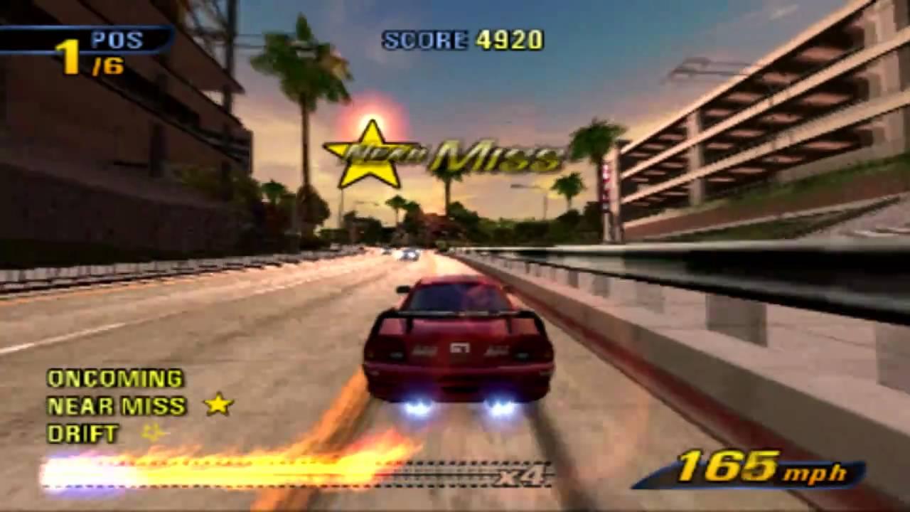 Burnout 3 Takedown Hd On Pcsx2 Emulator Widescreen And – Desenhos