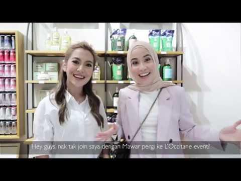 EH! X L'OCCITANE Featuring Mawar Rashid & Bella Dally