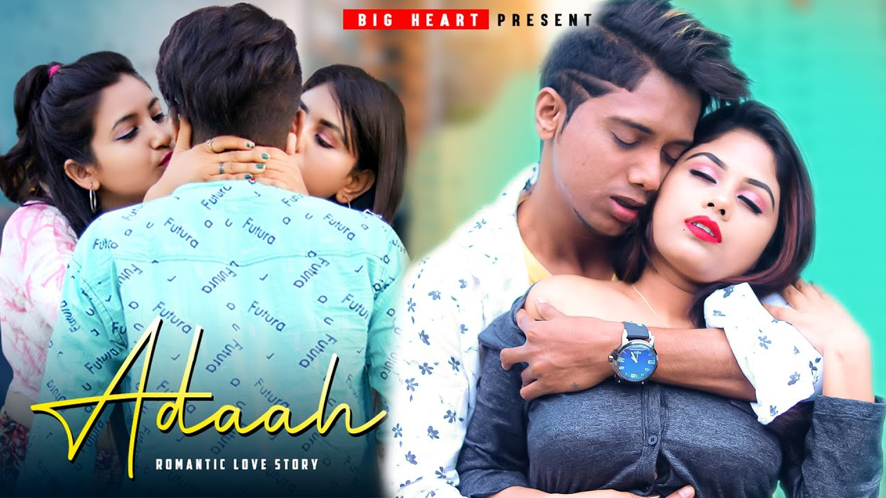 ADAAH | Parry Moun | Gaffy | Romantic Love Story | Latest Hindi Song 2020 | BIG Heart