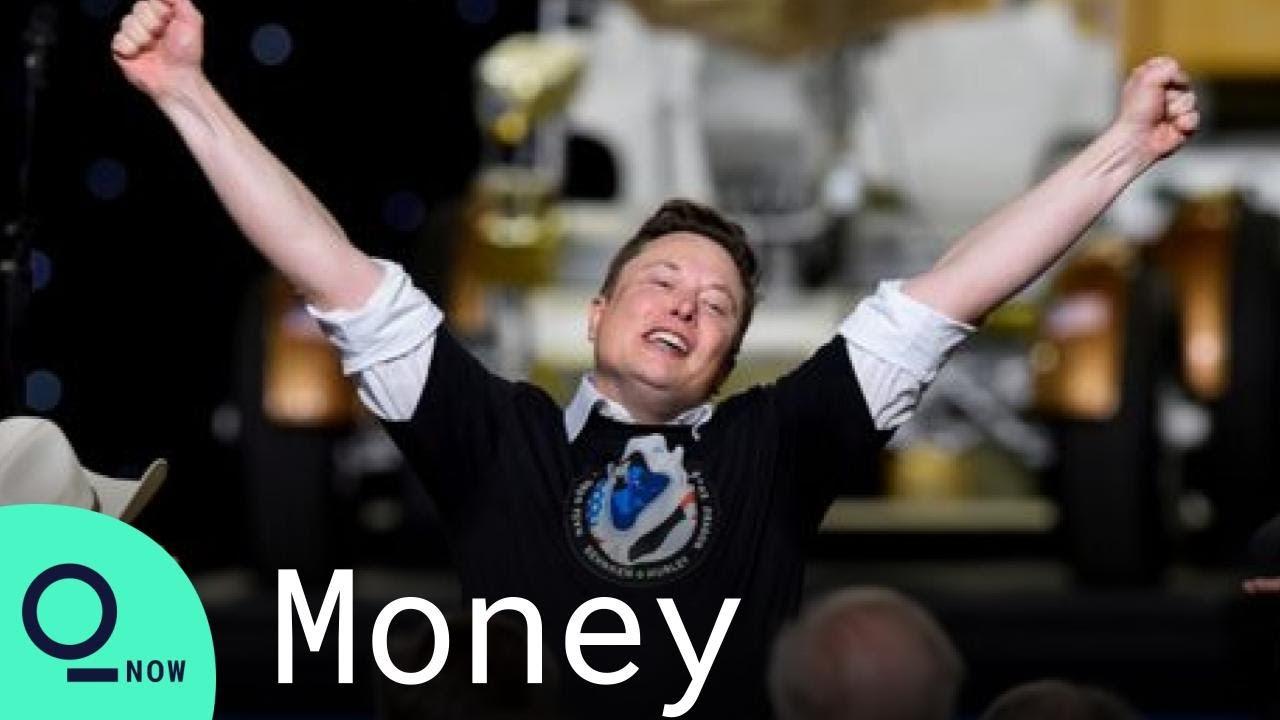 Tesla Rally Makes Elon Musk World's Richest Person