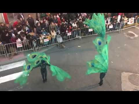 Pontevedra disfruta de la cabalgata de Reyes