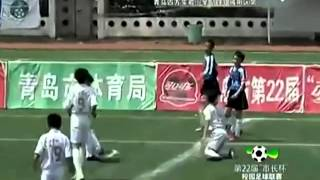 """""""Chinese Messi"""" - 12-year-old soccer prodigy in China"""