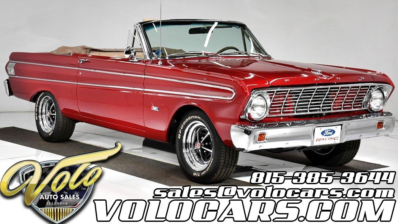 1964 Ford Falcon Futura For Sale At Volo Auto Museum V19116 Youtube
