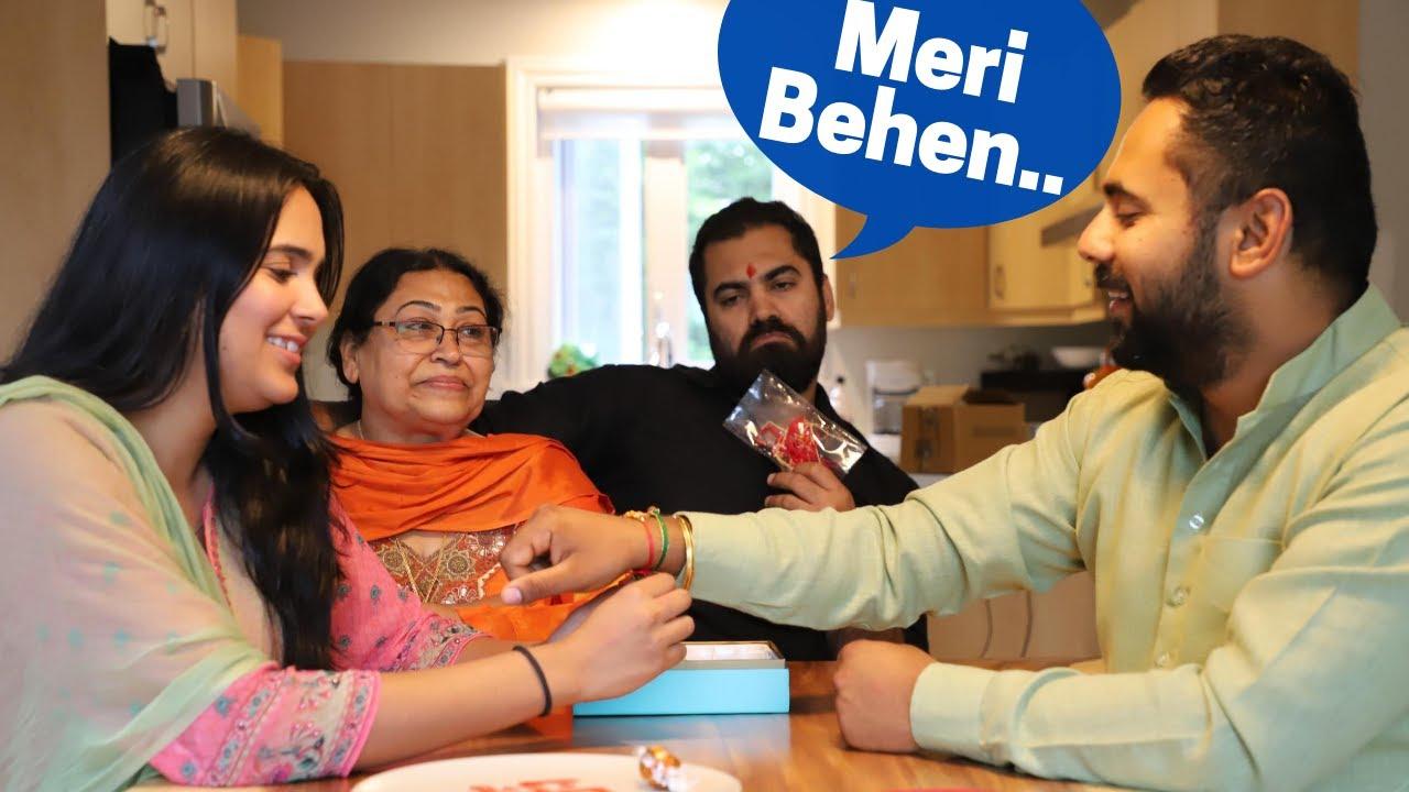 Behno Ne India Se RAKHI To Bheji MAGAR Mera BHAI..
