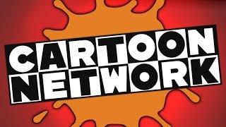 Damals Cartoon Network Überfallen Nickelodeon