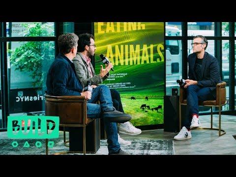 Jonathan Safran Foer & Christopher Dillon Quinn Discuss Their Documentary,